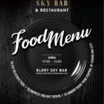 [food menu ]glory sky bar _ restaurant-01